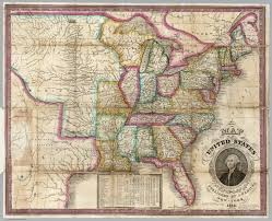 States In United States Map by Map Of The United States David Rumsey Historical Map Collection