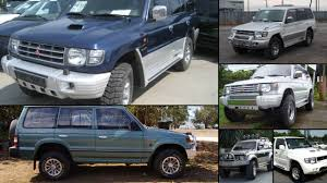 mitsubishi shogun 1998 mitsubishi pajero all years and modifications with reviews msrp