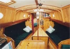 Small Boat Interior Design Ideas Cw975 Plywood Multi Chine Sloop Cruiser Racer