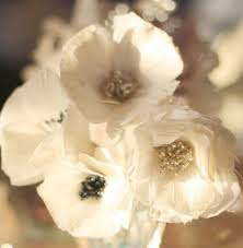 How To Make Wedding Bouquets How To Make Feather Poppy Flowers For Making Wedding Bouquets And