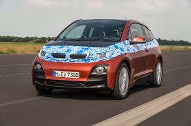 2014 bmw i3 first drive motor trend