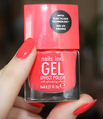 nails inc gel effect polish in kensington passage review
