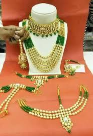 bridal necklace jewelry images Designer bridal jewellery set at rs 5700 set bridal jewelry jpeg