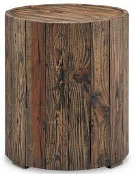rustic pine end table dakota end table rustic pine furnitureden