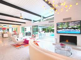 47 Best Outdoor Entertaining Images - luxury mid century modern estate pool spa outdoor entertaining