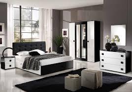 chambre adultes compl鑼e chambre complète laqué city lit capitonnée sobre elégant