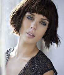 Frisuren Wuscheliger Bob by 25 Best Ideas About Flechtfrisuren Mit Pony On Bob
