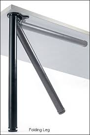 Metal Folding Table Legs Tubular Steel Table Legs Valley Tools