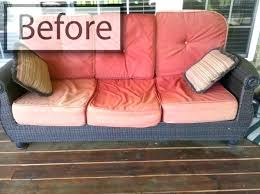 Patio Furniture Cushion Covers Amazing Recover Outdoor Furniture Cushions Or Replacement Cushions