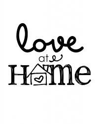 at home free printable