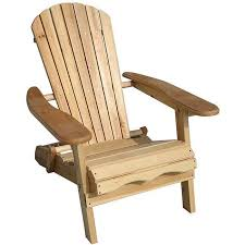 Patio Chair Merry Products Foldable Adirondack Finish Patio Chair Kit