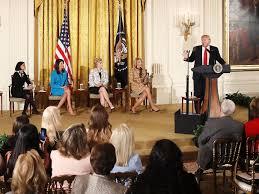 women in trump u0027s white house what it u0027s like business insider