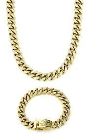 10mm diamond 10mm diamond cuban link set the gold gods jewelry