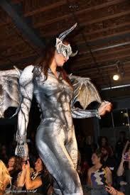 Gargoyle Costume Men U0027s U0027gargoyle U0027 Bodysuit Sportswear Costume Bodysuit Only
