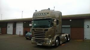 golden trucks keltruck supplies scania u0027s 7th golden griffin to ball trucking