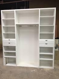 placards chambre kit placard brico depot génial shelf amenagement dressing brico