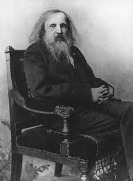 Who Invented Periodic Table Google Doodle Commemorates Dmitri Mendeleev Creator Of Periodic Table