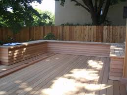 Wood Deck Storage Bench Plans by Creative Deck Storage Ideas Integrating Storage To Your Outdoor