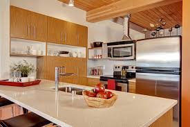 Small Narrow Kitchen Ideas by Small Kitchen Decorating Ideas Additional Hidden Storage Door For