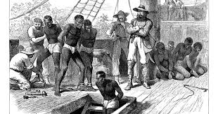 a of slavery in modern america the atlantic can you compare trade to the holocaust features