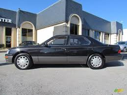 black lexus 1995 black lexus ls 400 sedan 58852919 gtcarlot com car color