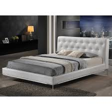 Modern Platform Bed 20 Ways To Modern White Platform Bed