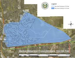 Harris County Flood Map Why Eastern Cinco Ranch Is In Danger Of Flooding Video