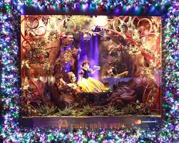 saks avenue york disney unveil snow white themed