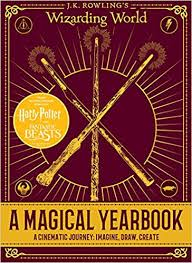 create a yearbook a magical yearbook a cinematic journey imagine draw create
