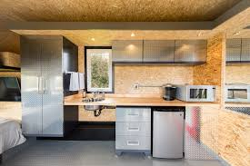 Kitchen Cabinet On Wheels Escape Sport The Ultimate Man Cave On Wheels