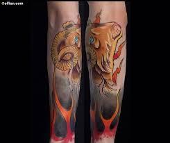 45 amazing aries men tattoo images u2013 best animated men tattoo