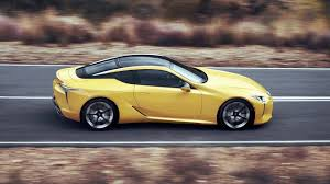 lexus yellow oil light 2018 lexus lc 500 pricing for sale edmunds