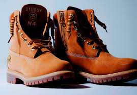 timberland boots by stussy men u0027s style pinterest stussy