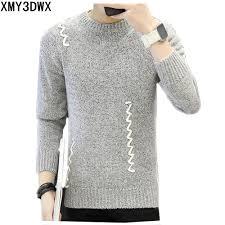 get cheap korean designer mens sweater aliexpress