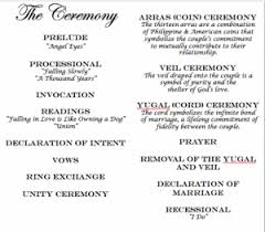 wedding vow renewal ceremony program wedding ceremony program wedding ideas 2018