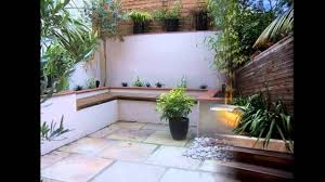 small courtyard landscaping ideas cozy intimate courtyards