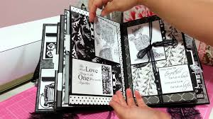 wedding photo albums for parents handmade mini book album for wedding anniversary