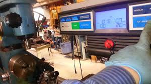smithy 3 in 1 lathe mill variable speed treadmill motor conversion