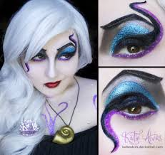 ursula cosplay makeup by katiealves deviantart com on deviantart