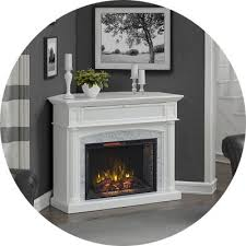 Electric Fireplace Heater Lowes by Shop Portable U0026 Space Heaters At Lowes Com