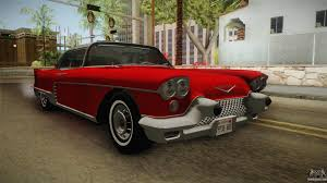 scarface cadillac cadillac eldorado for gta san andreas