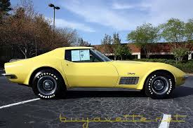 1970s corvette for sale 1970 corvette 454 390hp for sale at buyavette atlanta