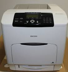 ricoh sp c430dn color laser printer 37ppm 406654 usb lan for