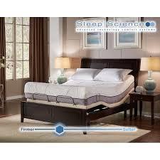 Sleep Number Bed Queen Adjustable Beds Costco