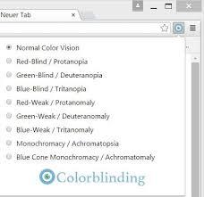 Color Blind Test Website Find Out How Color Blind People See Websites Ghacks Tech News