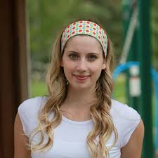 fabric headband wide headbands stylish fashion headbands for adults 3 wide