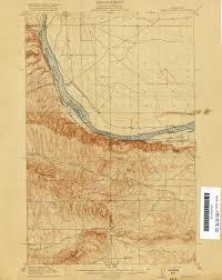 Washington Map State Washington Historical Topographic Maps Perry Castañeda Map