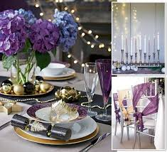 New Years Table Decorations Ideas by The Best Decoration Ideas For New Year U0027s Eve Style Life