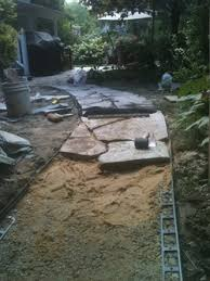 Gravel For Patio Base Clark Kent Creations Swarthmore Pa Landscape Design And