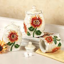 sunflower kitchen canisters sunflower kitchen canisters seo03 info